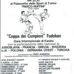 COPPA CAMPIONI FUDOKAN