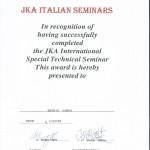 JKA Seminar 1995