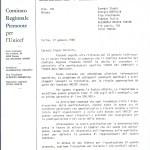 UNICEF - lettera patrocinio.
