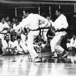M° Giorgio Bortolin and Bruno De Michelis 1978/1979 - Kata.